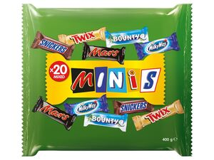 Mixed Minis