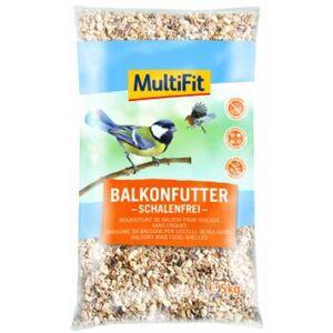 MultiFit Balkonfutter schalenfrei 5kg