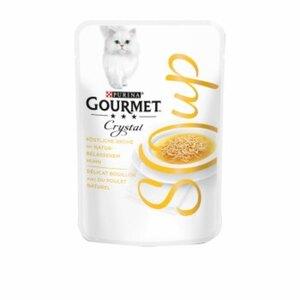 Gourmet Crystal Soup 32x40g Huhn