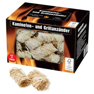Kaminofen-/Grillanzünder