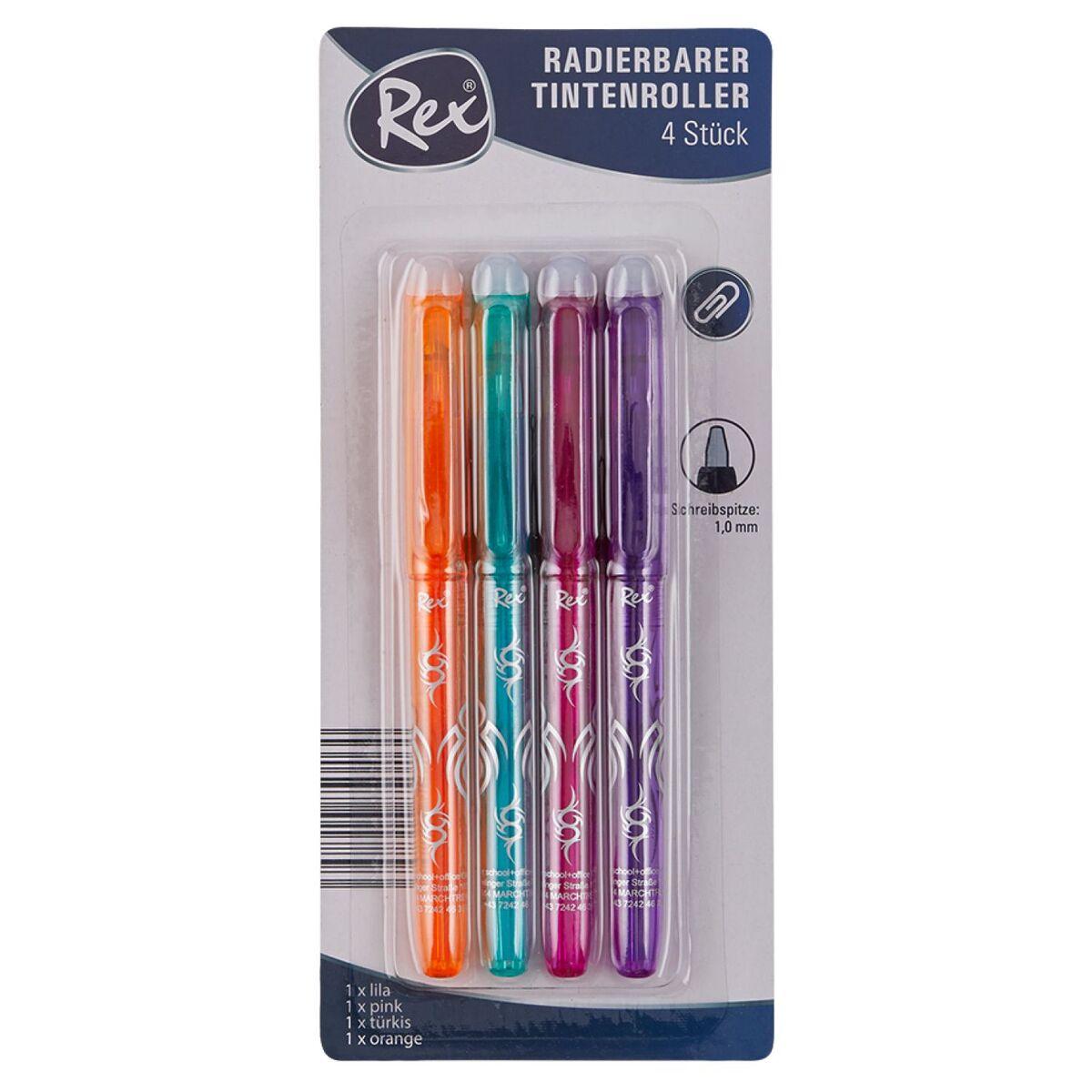 Bild 2 von Rex®  Radierbare Tintenroller