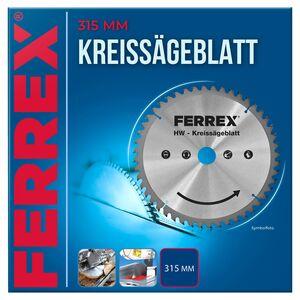 FERREX®  Kreissägeblätter
