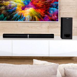 Bluetooth® Soundbar mit Subwoofer MEDION® LIFE®  P612201
