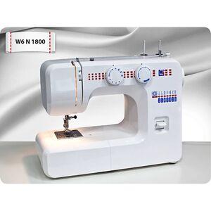 W6 Wertarbeit Nähmaschine N 1800