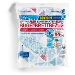 Clever Clean ViralOff Bügelbrettbezug 40x125 cm