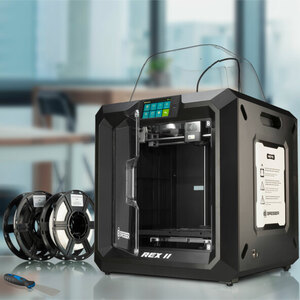 3D-Drucker Bresser REX II