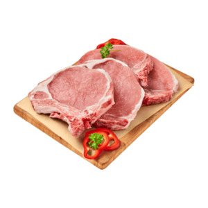 MEINE METZGEREI     Schweine-Koteletts