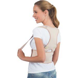 VITALmaxx Rückenkorrektor creme, versch. Größen