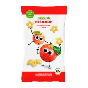 Freche Freunde Bio-Knusper-Sterne
