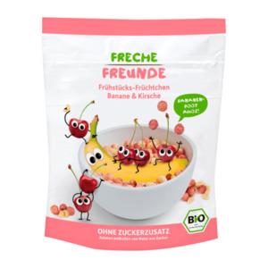 Freche Freunde Bio-Frühstücks-Früchtchen