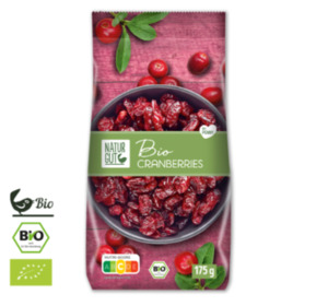 NATURGUT Bio Cranberries