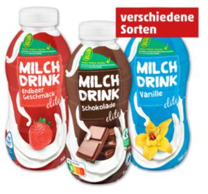 ELITE Milchdrinks