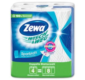 ZEWA Wisch & Weg Riesenrolle