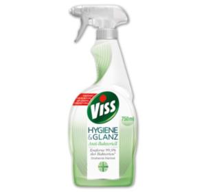VISS Hygiene und Glanz