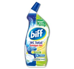 BIFF WC Total Reiniger-Gel Limone