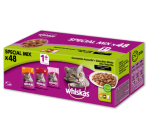 WHISKAS Special Mix