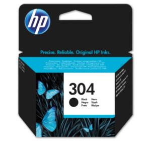 HP 304, schwarz oder 304 Multipack, schwarz und farbig