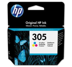 HP 305, farbig