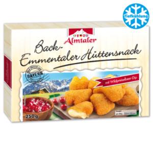 ALMTALER Back-Emmentaler Hüttensnack