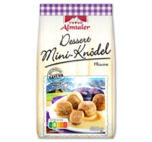 ALMTALER Dessert Mini-Knödel