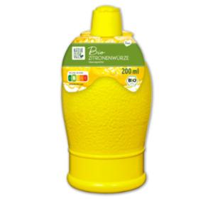 NATURGUT Bio Zitronen- oder Limettenwürze