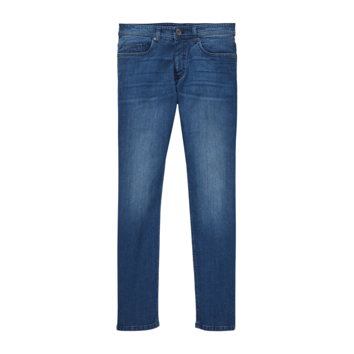 Bild 2 von STRAIGHT UP     Stretch-Jeans