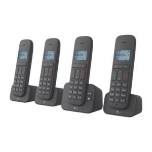 DECT Telekom Sinus Quattro Telefon mit AB