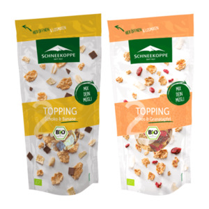 SCHNEEKOPPE  	   				Superfood Müsli-Topping
