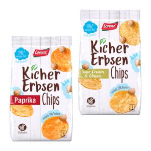 Lorenz Kicher Erbsen Chips