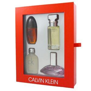 Calvin Klein Woman Miniaturen Set Obsession Eau de Parfum 15ml & Eternity for Women Eau de Parfum15 ml & Euphoria Eau de Parfum 15ml & CK One Eau de Toilette 15ml für Damen
