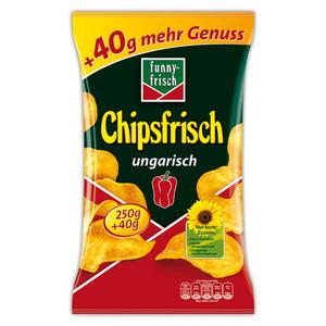 Funny-Frisch Chipsfrisch ungarisch