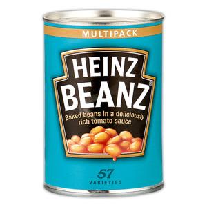 Heinz Beanz Baked Beans