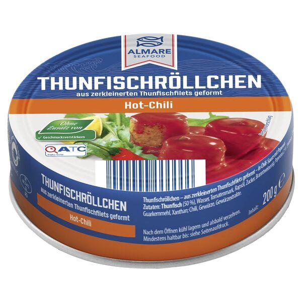 ALMARE Thunfisch Röllchen 200 g