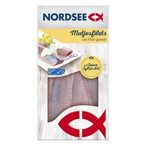 NORDSEE Matjesfilets 247 g