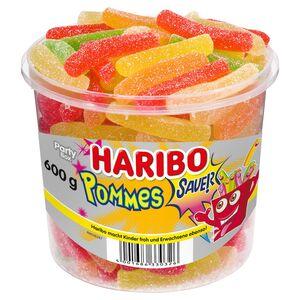 HARIBO Saure Pommes 600 g