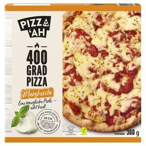 Pizz'AH 400 Grad Premium Pizza 360 g