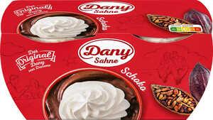 DANONE  Dany Sahne oder Dany Mousse