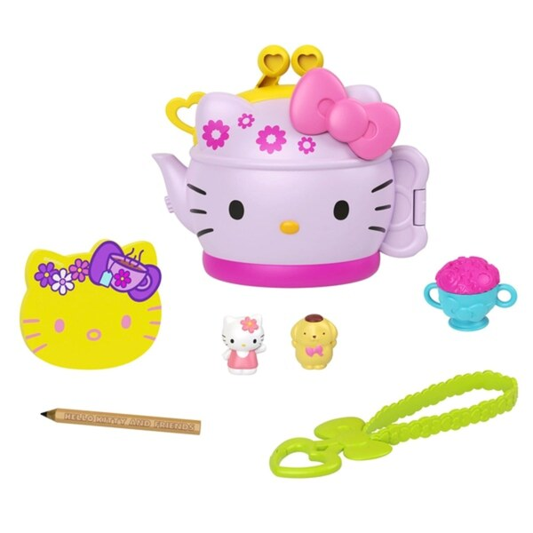 Hello Kitty and Friends Minis Tee Party Spielset