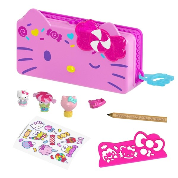 Hello Kitty and Friends Minis Candy Karneval Spielset