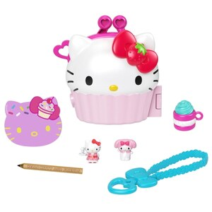 Hello Kitty and Friends Minis Cupcake Bäckerei Spieleset