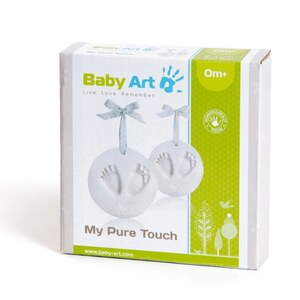 Baby Art my pure Touch Gipsabruck Set