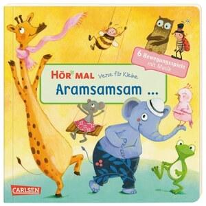 Hör mal: Verse für Kleine, Aramsamsam