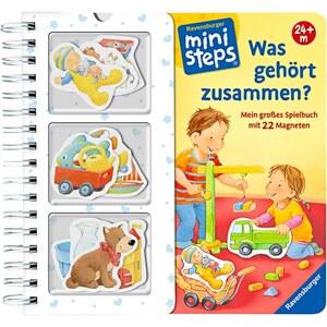 Ravensburger - ministeps: Was gehört zusammen?