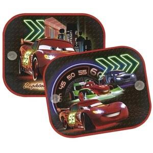 Disney Cars Sonnenschutz, neon, 2er Pack