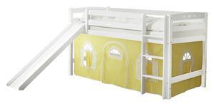 Spielbett in Gelb/Weiß ´867957 THEO R´