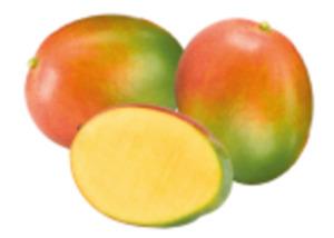 "Peru EDEKA Bio Mango ""Kent"""