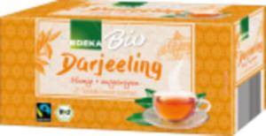EDEKA Bio Pfefferminz- oder Darjeeling-Tee