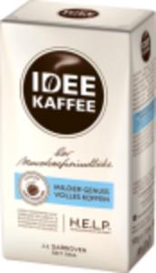 Mövenpick Edle Komposition, Eilles oder Idee Kaffee