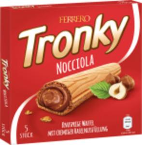 Ferrero Duplo, Kinderriegel, Tronky Nocciola oder Hanuta