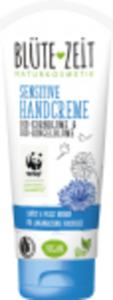 Blütezeit Naturkosmetik Sensitive Handceme
